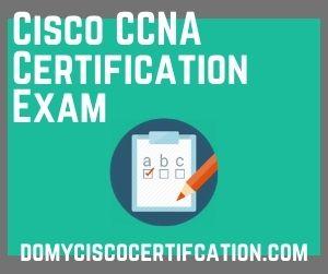 Cisco CCNA Certification Exam